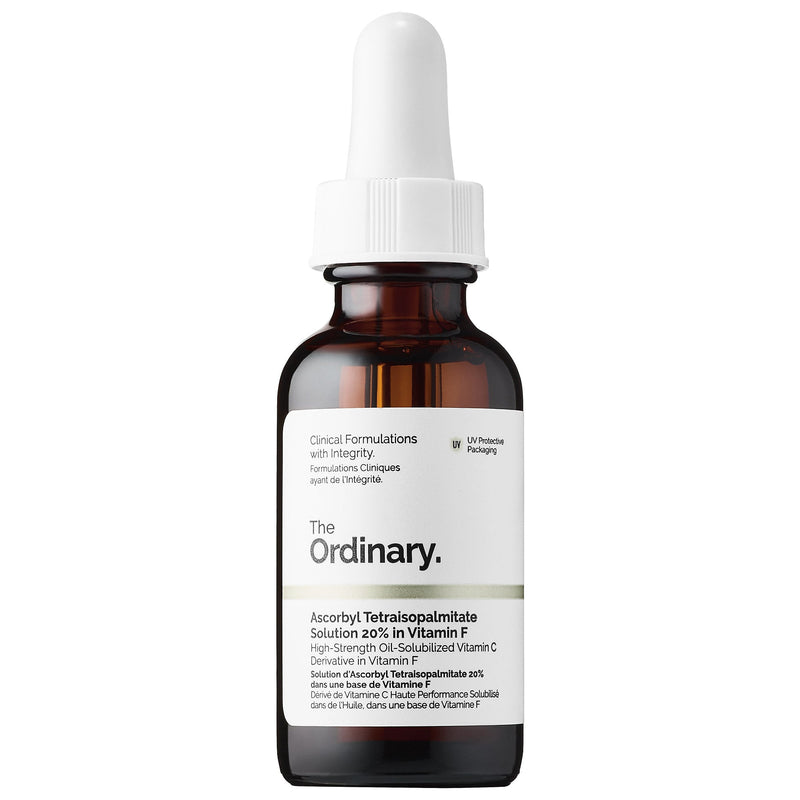 ASCORBYL TETRAISOPALMITATE SOLUTION 20% IN VITAMIN F - Beauty Box Mérida