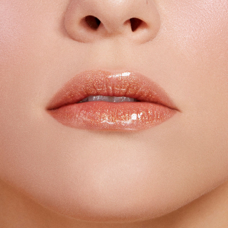 Rich & Dazzling High-Shine Sparkling Lip Gloss