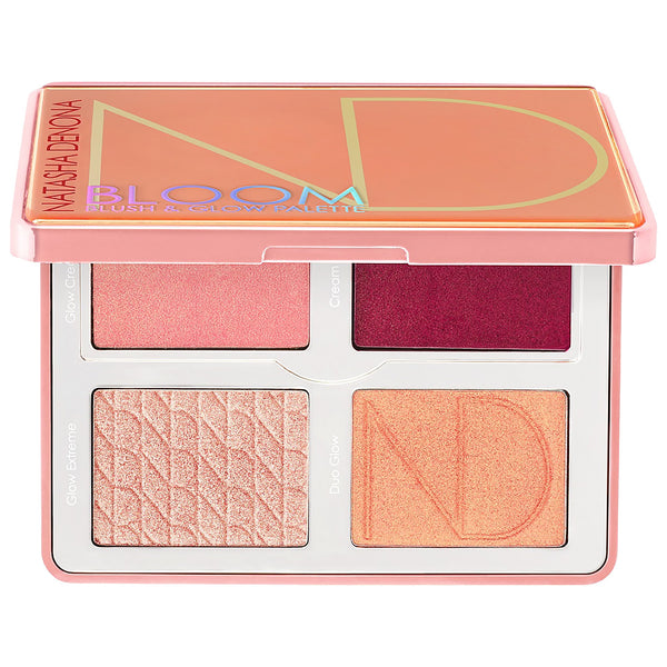 Bloom Blush & Glow Palette - Beauty Box Mérida