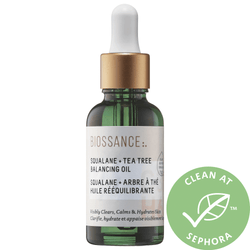 Squalane + Tea Tree Balancing Oil
