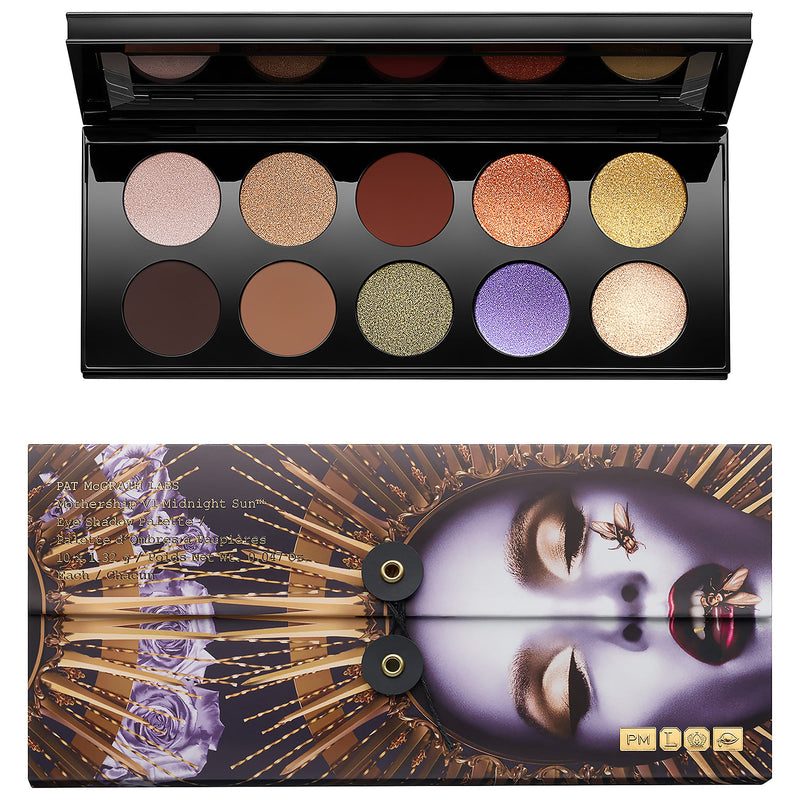 Mothership VI Eyeshadow Palette - Midnight Sun - Beauty Box Mérida