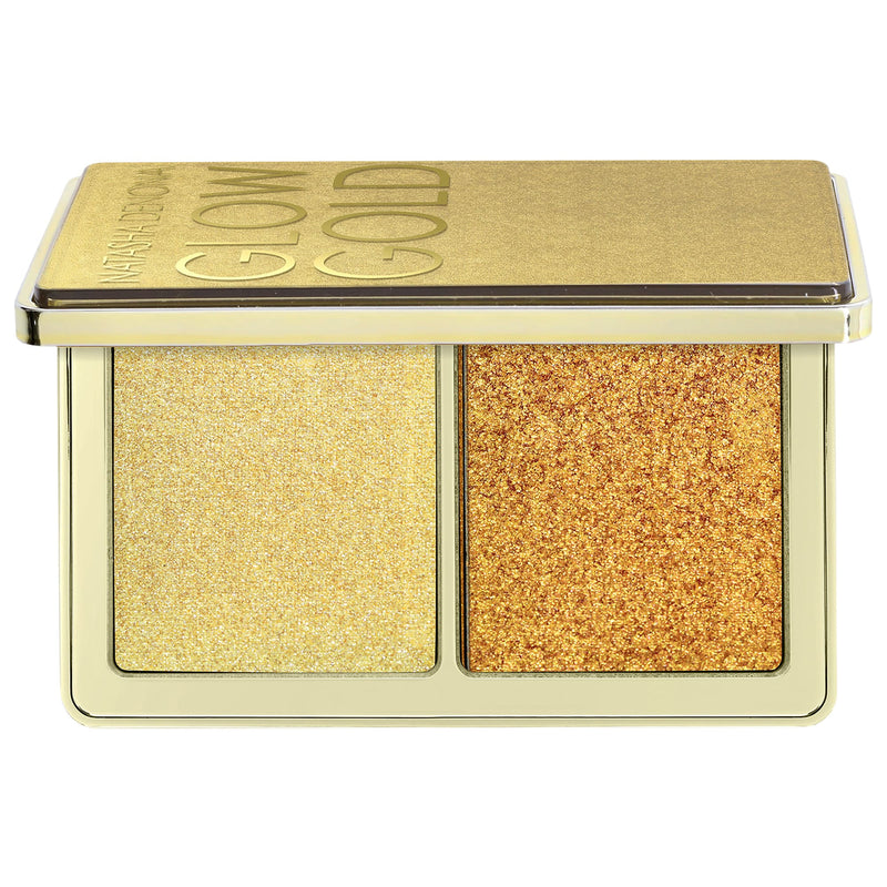 Natasha Denona - Iluminador Glow Gold Highlight Duo