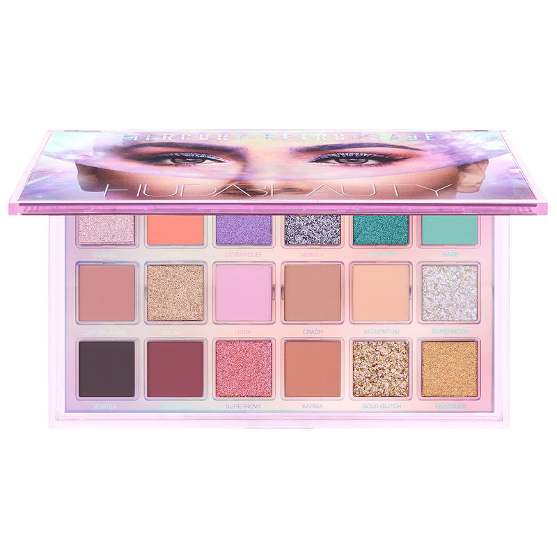 MERCURY RETROGRADE EYESHADOW PALETTE - Beauty Box Mérida