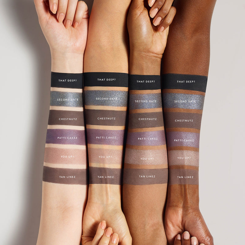 Snap Shadows Mix & Match Eyeshadow Palette (8 paletas)