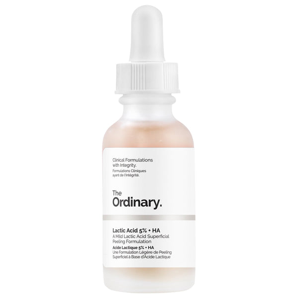 The Ordinary - Lactic Acid 5% + HA | Beauty Box Mérida