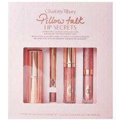 Mini Pillow Talk Lip Set