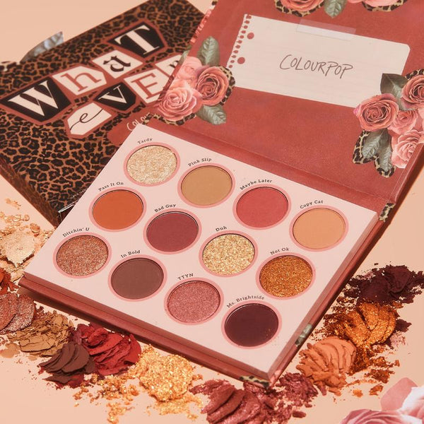 Whatever Shadow Palette - Beauty Box Mérida