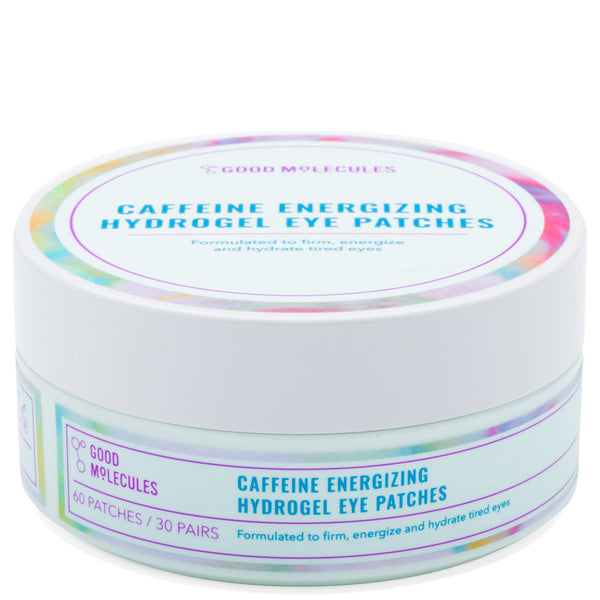 Caffeine Energizing Hydrogel Eye Patches