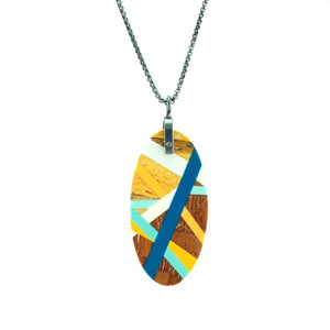 Coastline Necklace