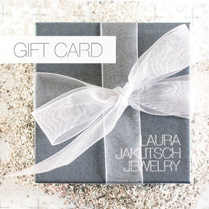 Laura Jaklitsch Gift Card
