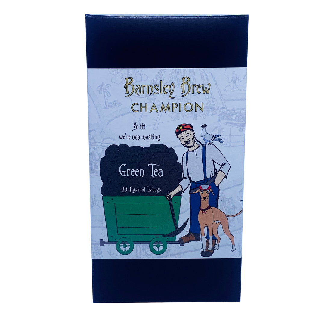 Barnsley Champion Green Tea
