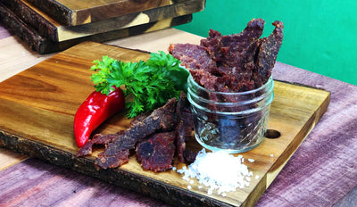 Sweet and Spicy Beef Jerky