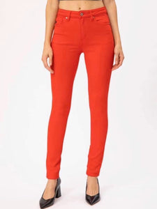 True Red High Rise KanCan Jeans