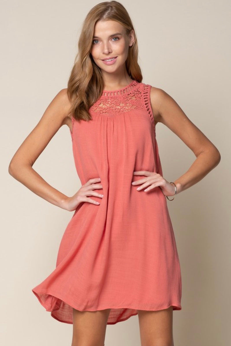 Crabapple Tunic Dress