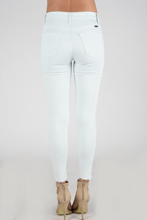 Light Mint KanCan Jeans - EmmyLou Boutique