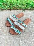 Summer Slip On Sandals
