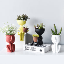 Load image into Gallery viewer, Sittin' Pretty Planter Pots