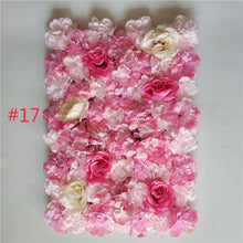 Load image into Gallery viewer, Silk Rose Wall Decoration
