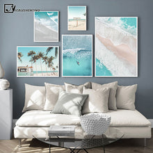 Load image into Gallery viewer, Ocean Waves Poster