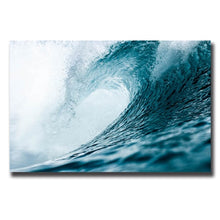 Load image into Gallery viewer, Sea Waves Poster