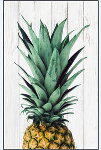 Cactus and Pineapple Posters | Unframed - elitehomeimage