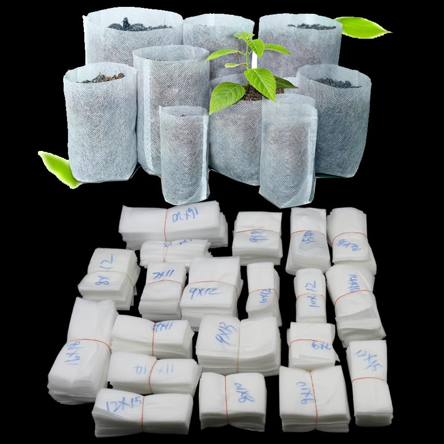 Biodegradable Non-woven Nursery Bags