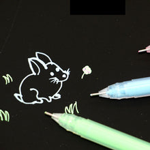 Load image into Gallery viewer, 9Pcs/lot 0.6mm Gel Pen Stationery