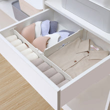 Load image into Gallery viewer, Retractable Adjustable Drawer Divider Organizer