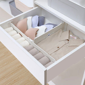 Retractable Adjustable Drawer Divider Organizer
