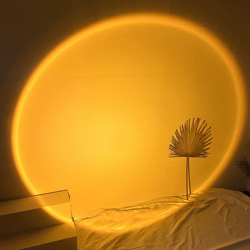 The Midas Sunset Lamp