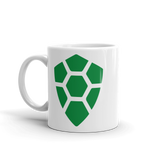 Turtlecoin logo mug