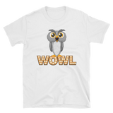 Wow Owl Lights! Unisex T-Shirt