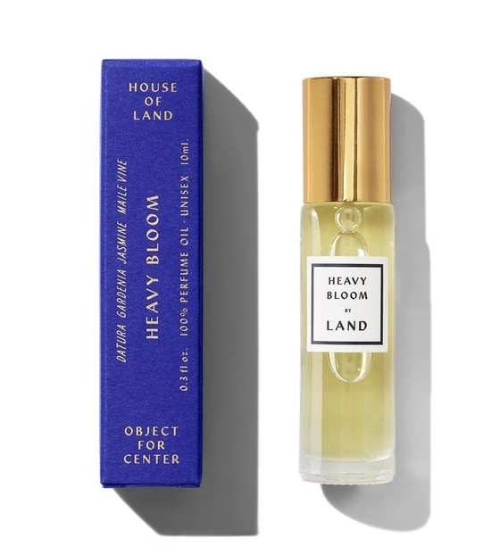 Heavy Bloom Roll-On Perfume Oil - House of Land