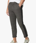 The Soder Trouser - Grey Plaid