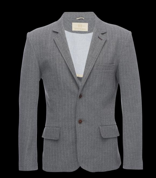 Kurt Blazer - Gray Stripe
