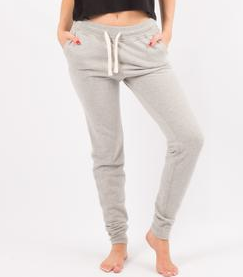 Sweatpants - Heather Grey