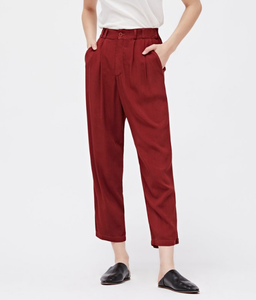 Lex Trousers - Brick