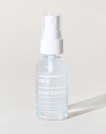Hand Sanitizer - Bergamot and Chamomile