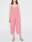 Laced Jumpsuit - Pink