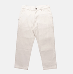 Essential Trouser Pant - Natural Twill