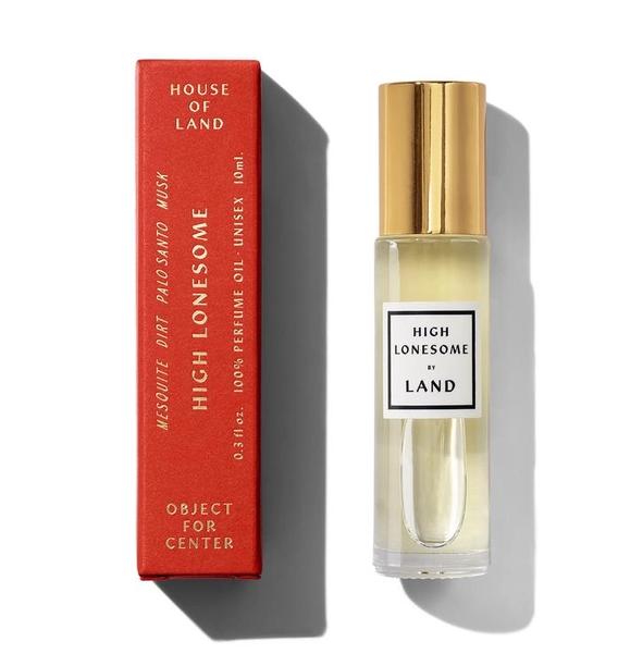 High Lonesome Roll-On Perfume Oil - House of Land
