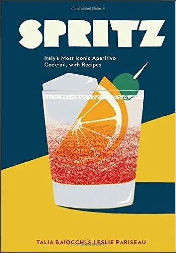 """Spritz"" Cocktail book"