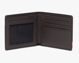 Hank Wallet - Brown Leather