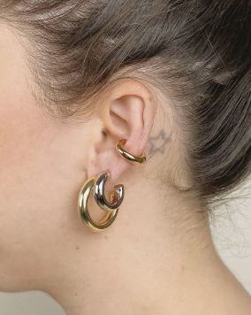 Perfect Earcuff - Gold