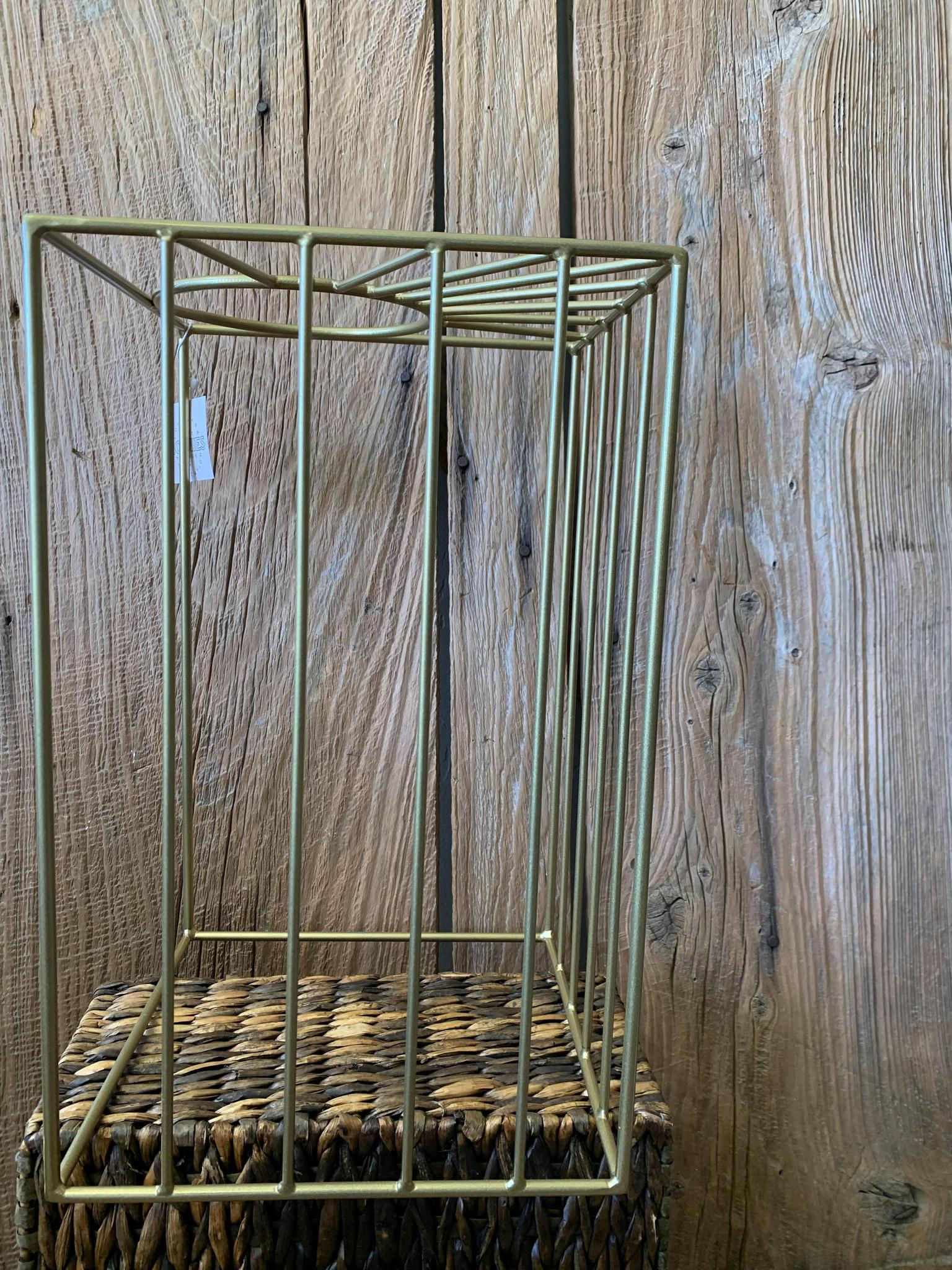 Sunbeam Plant Stand - Gold Tall