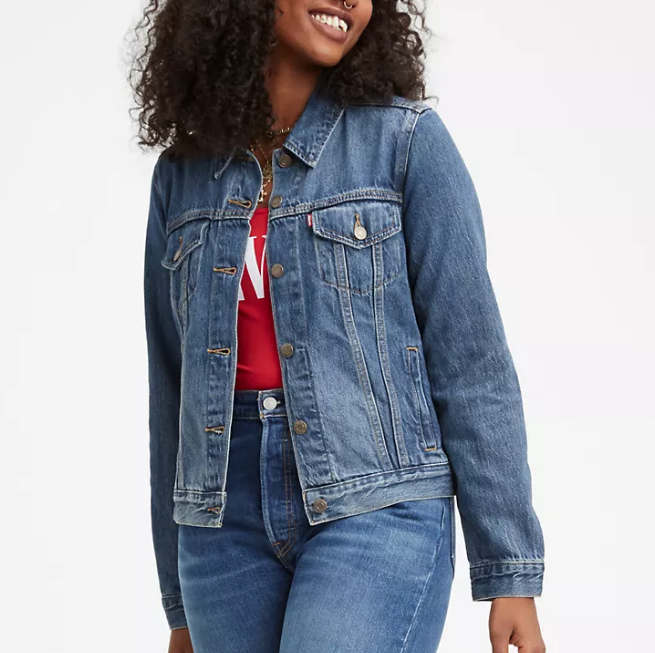 Original Trucker Jacket - Soft as Butter