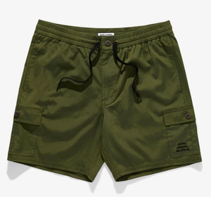Jungle Walkshort - Vine Green