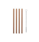 5'' Metal Straws - Copper