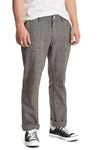 Reserve Chino Pant - Grey Plaid