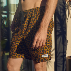Safari Boardshort - Camel